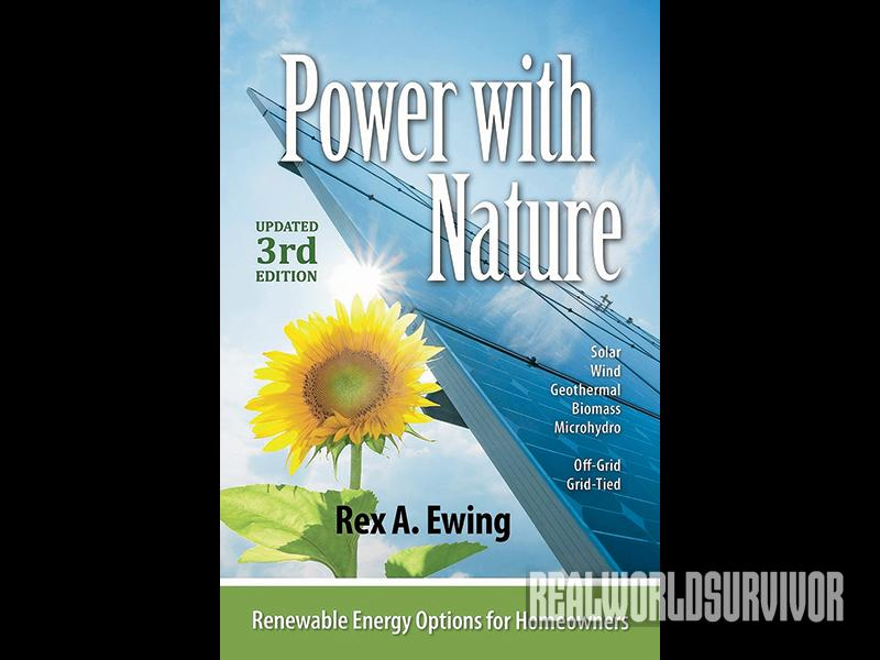 If you want to get a battery bank, the book Power With Nature has all the information you need.