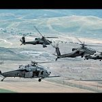 Rescue Global Black Hawk helicopters