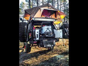 Survivor Truck mobile shelter