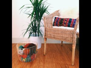 Tomato rack storage DIY project