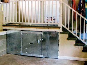 Tornado Safe Room shelter