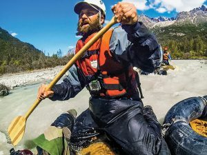 Ultimate Survival Alaska's Jared Ogden stresses the importance of physical and mental strength.