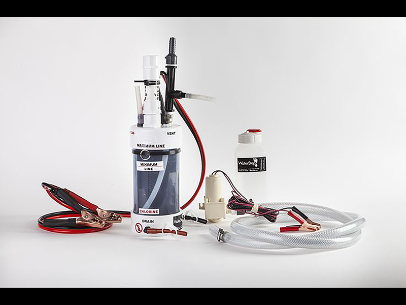 WaterStep M-100 Chlorinator for preppers