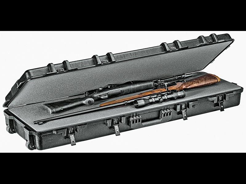 Must-have rifle accessories include rifle cases