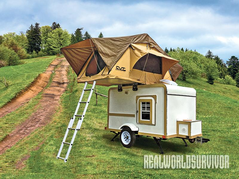 Build A Camper >> Great Escape Build Your Own Teardrop Camper