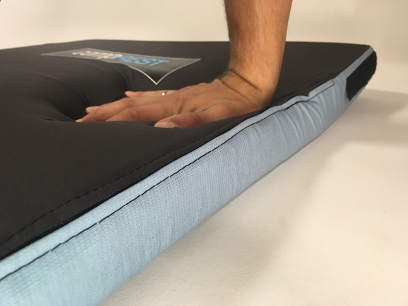 CompREST foam camping bed
