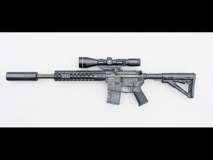 hog hunting rifle