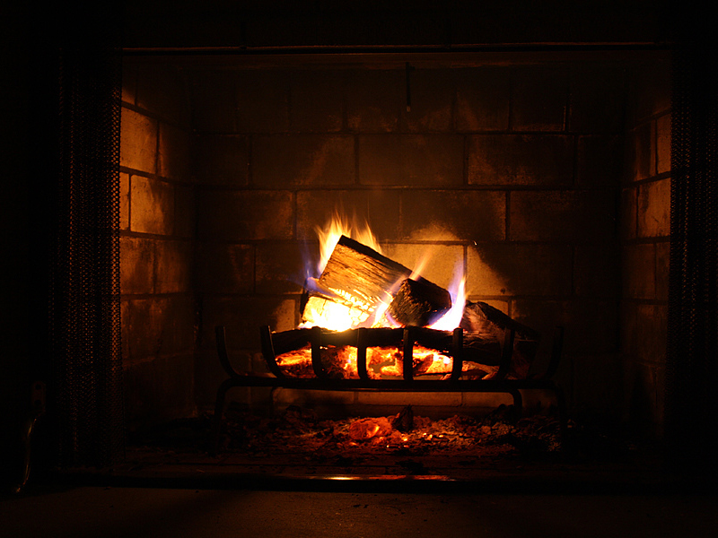 Heating fire safety