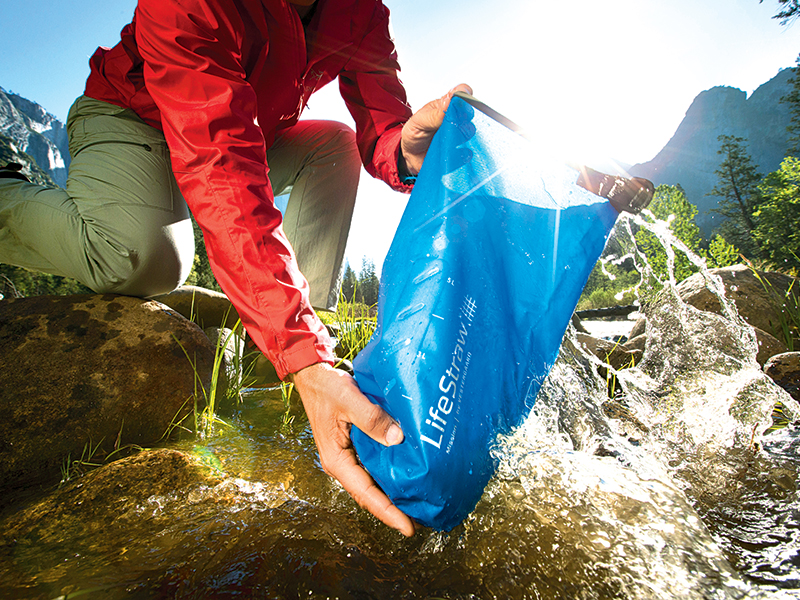 LifeStraw Mission prepper product