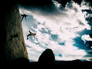 Mountain climbing hazards