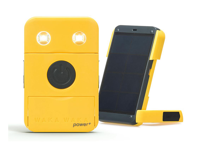 WakaWaka Power+ Solar Charger prepper product