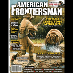 American Frontiersman Winter 2016 Cover The Revenant