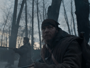 The Revenant Hugh Glass Tom Hardy