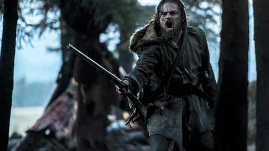 The Revenant Hugh Glass lead