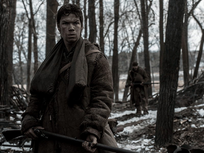 The Revenant Hugh Glass Will Poulter