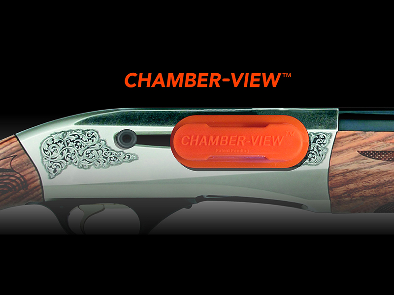Chamber-View, shotgun, safety