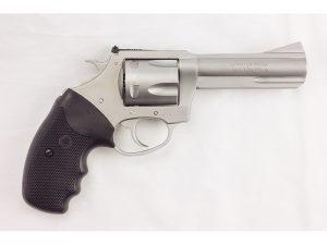 Charter Arms Target Bulldog, revolvers, handguns, disaster-ready revolvers