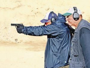 Chuck Taylor's Small Arms Academy, firearms, training, firearms training, firearms trainers, firearms training course