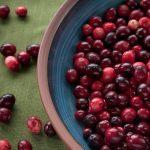 cranberries, natural healer