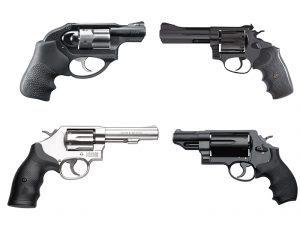 handguns, revolvers, disaster-ready revolvers
