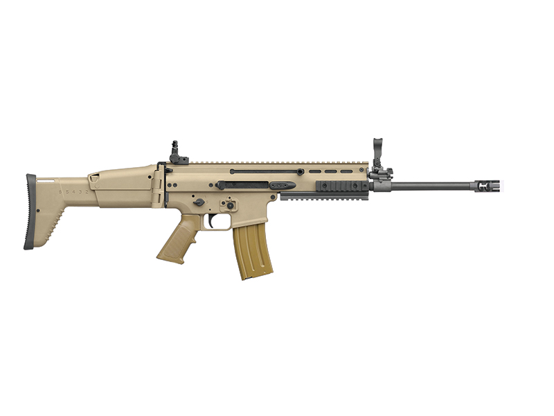 rifles, survival rifles, FN SCAR 16S