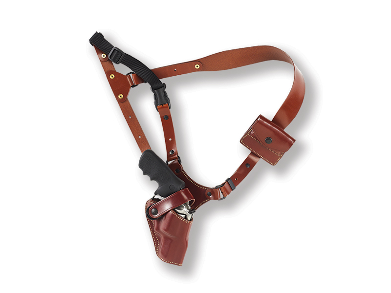 Great Alaskan shoulder holster, holsters, rigs, Galco Gunleather