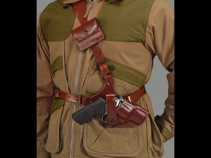 Great Alaskan holster closed, rigs, holsters, Galco gunleather