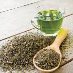 green tea, natural healer