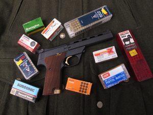 High Standard Victor ammunition