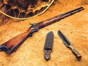 John Johnston Hawken rifle