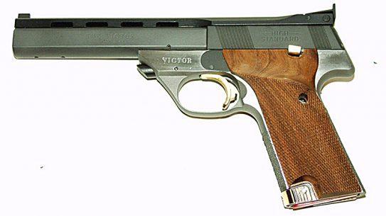 High Standard Victor handgun