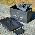 prepper products, preppers, disaster preparedness, disaster aftermath, Minuteman Rocket Stove