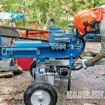 Northern Tool's Powerhorse is easy to use.