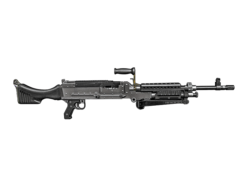 prepper products, preppers, disaster preparedness, disaster aftermath, Ohio Ordnance M240-SLR
