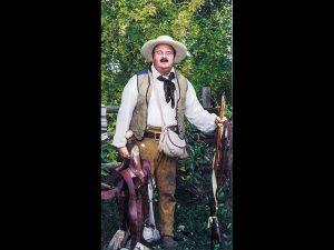 The Revenant, Clay Landry, mountain man