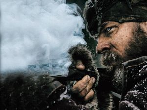 The Revenant, Tom Hardy, Clay Landry
