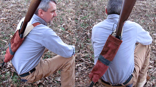 DIY Rifle Scabbard Dabbs