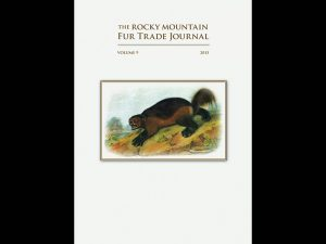 The Revenant, Clay Landry, Rocky Mountain Fur Trade Journal