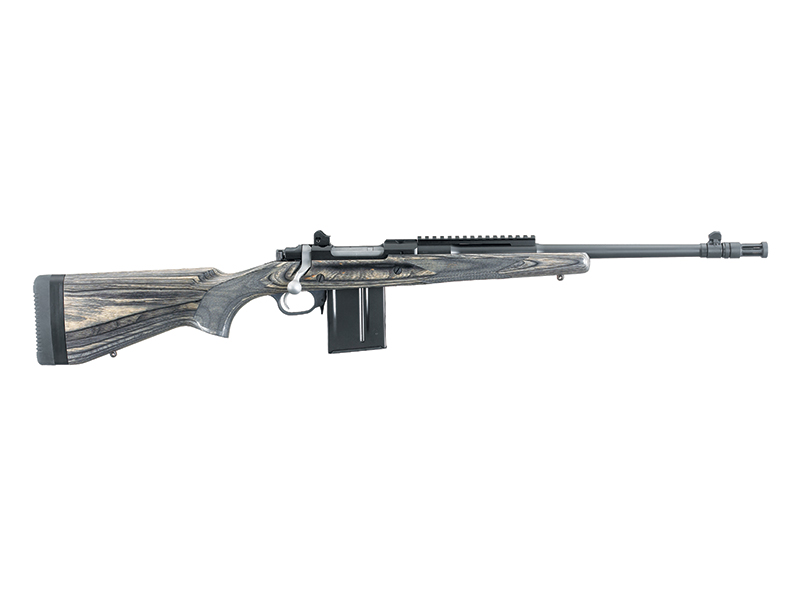 rifles, survival rifles, Ruger Gunsite Scout Rifle