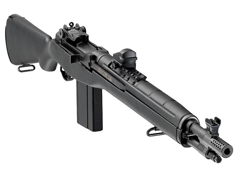 rifles, survival rifles, Springfield Armory M1A SOCOM 16