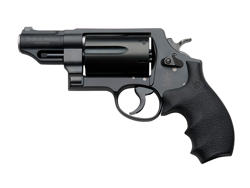 S&W Governor, handguns, revolvers, disaster-ready revolvers