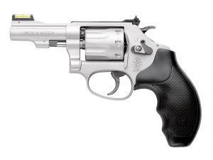 S&W Model 317 Kit Gun, handguns, revolvers, disaster-ready revolvers