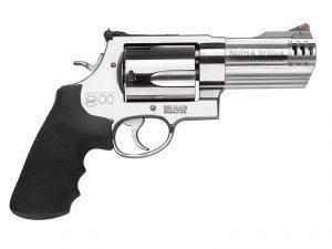S&W Model 500, handguns, revolvers, disaster-ready revolvers