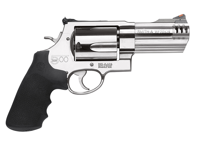 S&W Model 500, handguns, revolvers, disaster-ready revolvers
