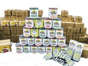 prepper products, preppers, disaster preparedness, disaster aftermath, Werling and Sons Canned Meats