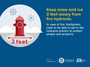 winter fires, safety tips, U.S. Fire Administration
