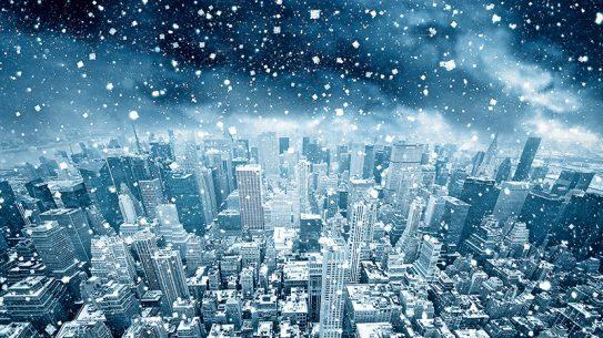 winter storm, city storm, winter safety, winter prep