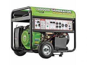 All Power, generator, blackout