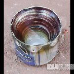 diy camp stove, camp stove, stove, diy project, camp stove inverted top
