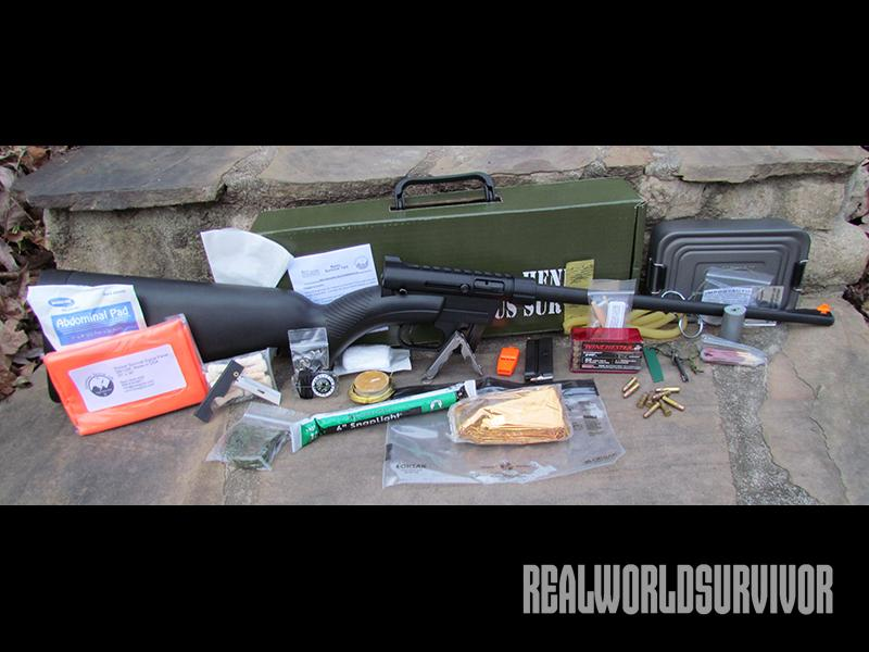 Henry U.S. Survival AR-7 Rifle Kit